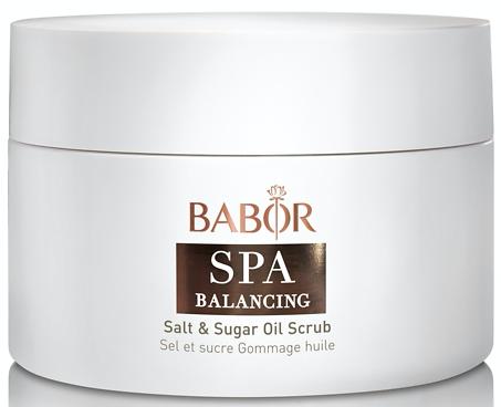 Babor Balancing Salt & Sugar Oil Scrub
