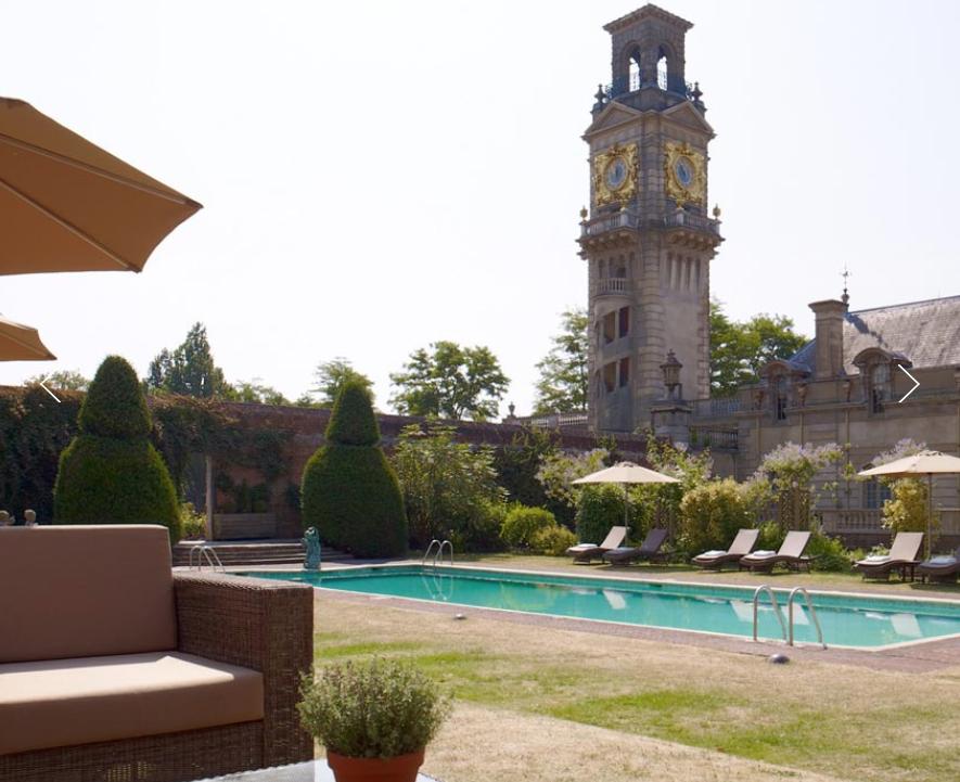 A new luxury garden spa will open
