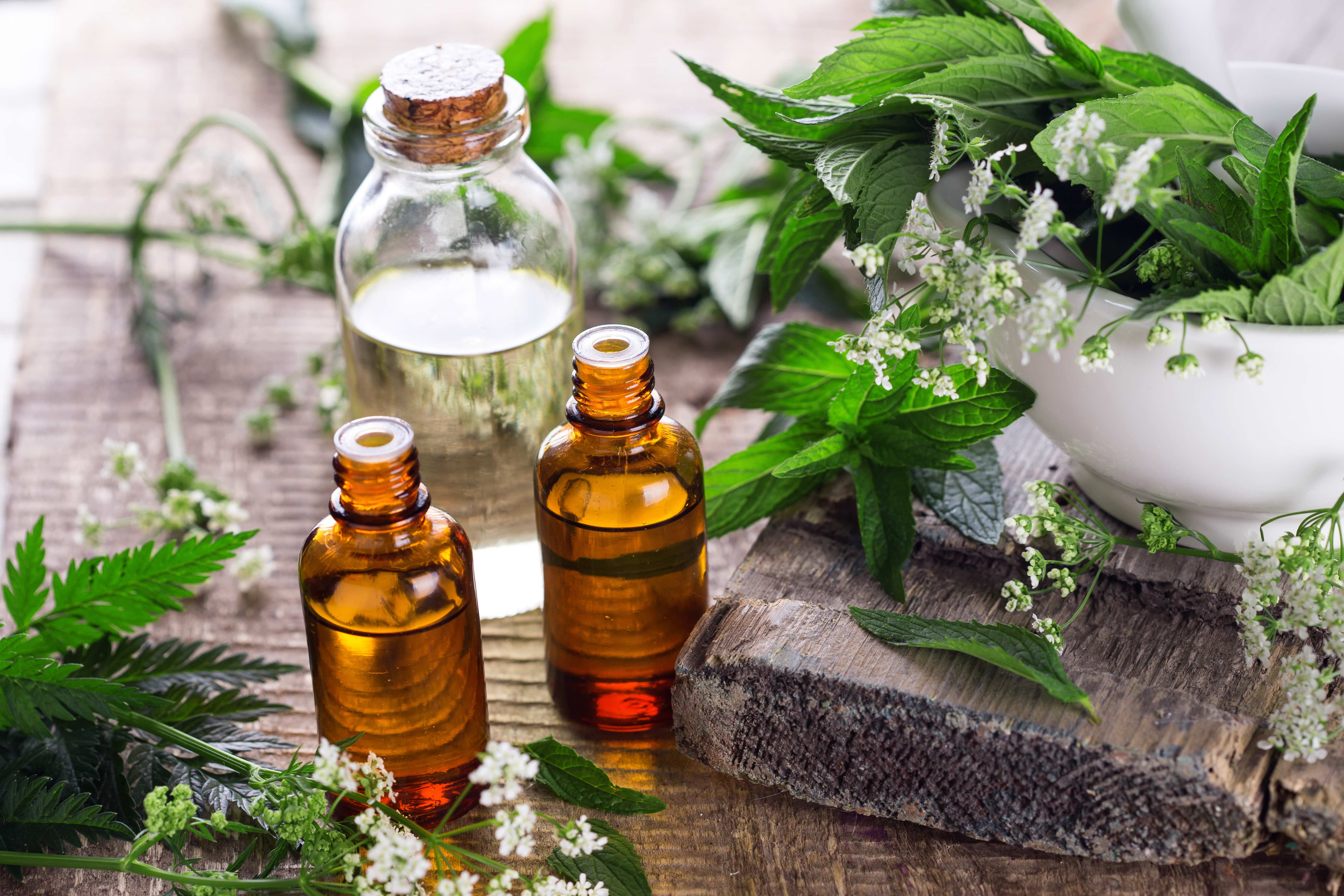 Group of essential oils