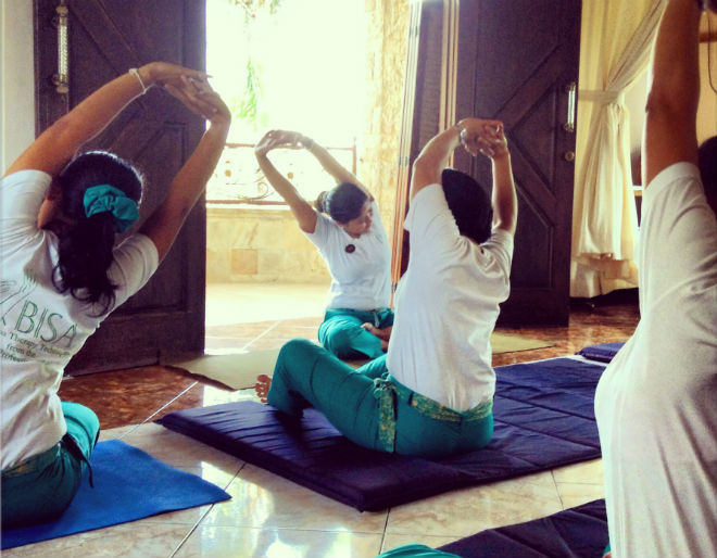 Baliense training