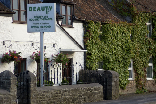 Beauty Time exterior