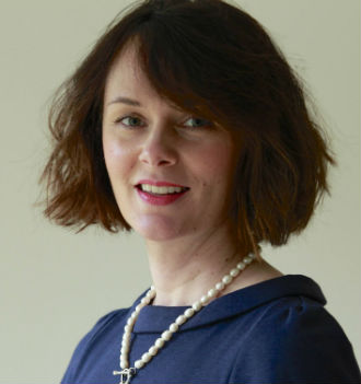 Clare Dickens, spa development manager of Natura Bissé