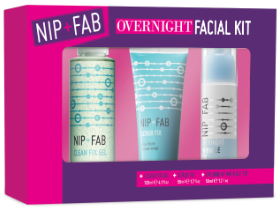 Overnight facial kit