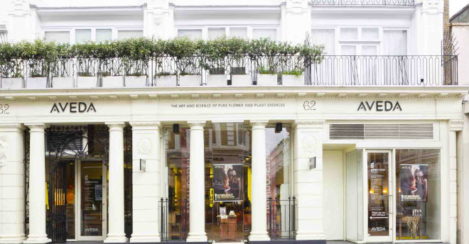 Gina Conway salon, Westbourne Grove