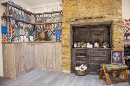 Seed salon London