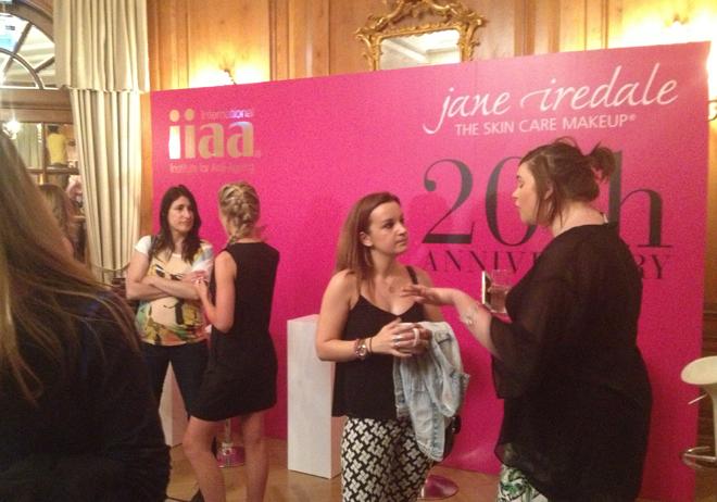 Jane Iredale 20th anniversary