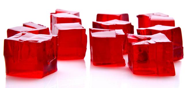 Nail Myths gelatin