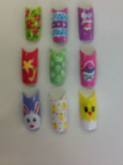 spring spring nails