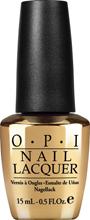 OPI gold top coat