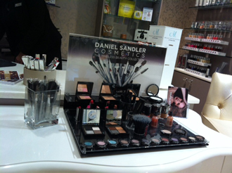 Rockliffe Hall make-up