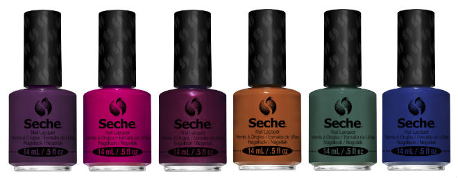 Seche Fall 13 Collection Clever and Confident