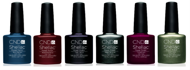 CND Shellac Fall Collection 13