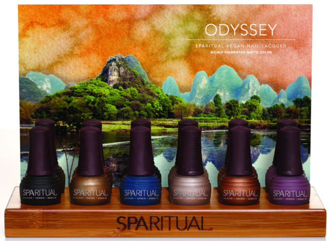 SpaRitual Fall Collection 13 Odyssey