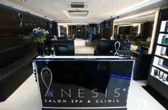 Anesis salon Clapham beauty for men and women
