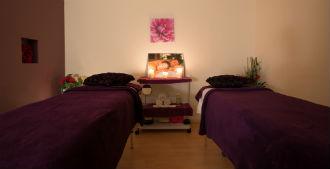 Treatment rooms at Utopia Beauty