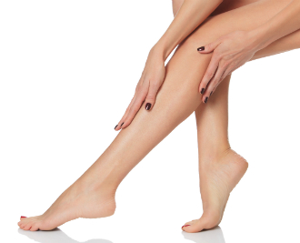Canelle leg waxing