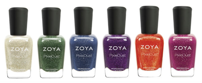 Zoya Fall Collection 13 Pixie Dust