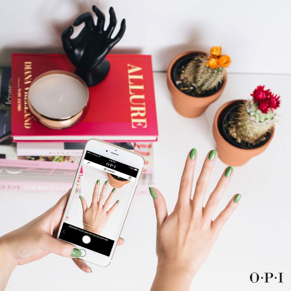 OPI Nail Studio App