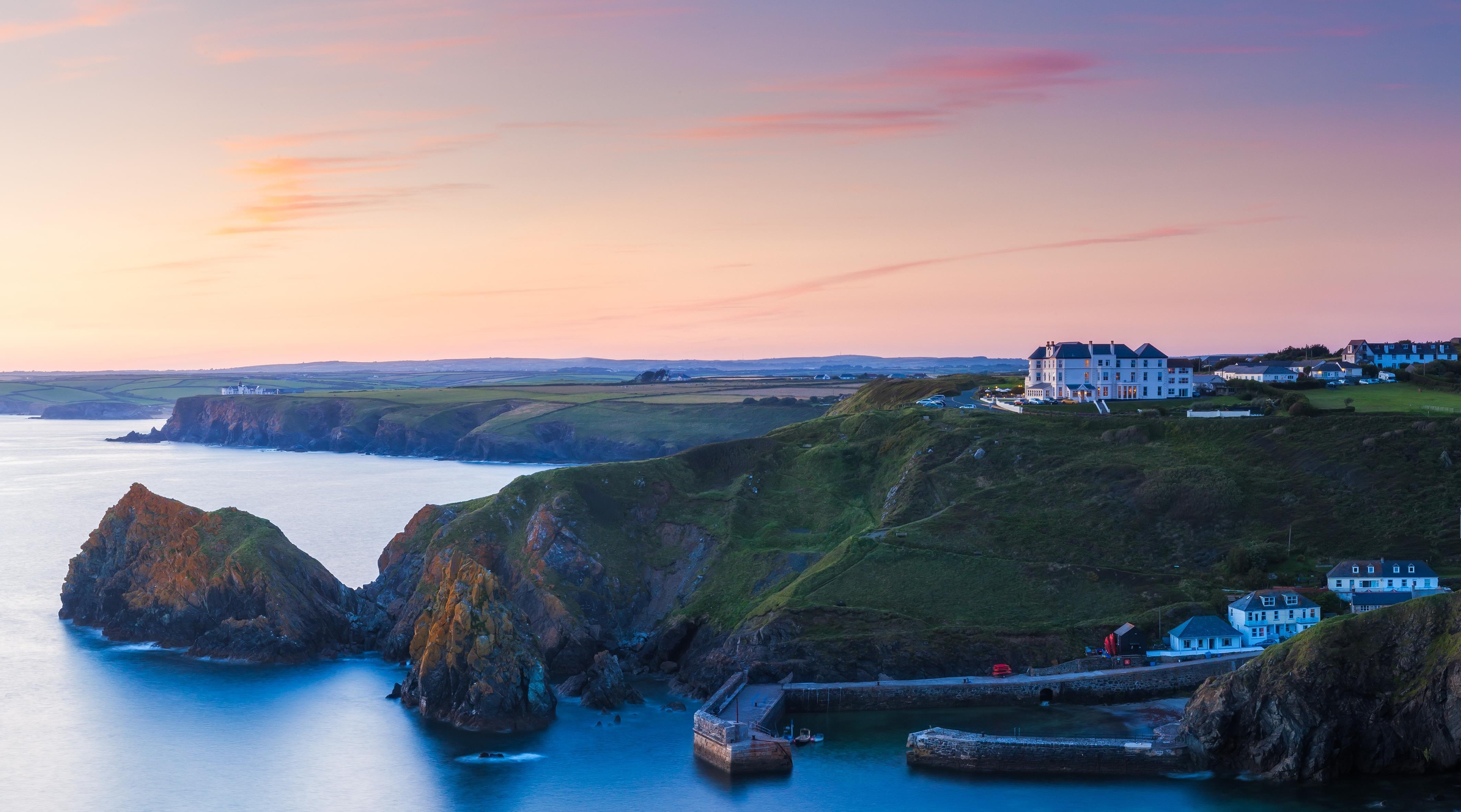 Inside Mullion Cove Spa: a cliff-top spa experience in Cornwall