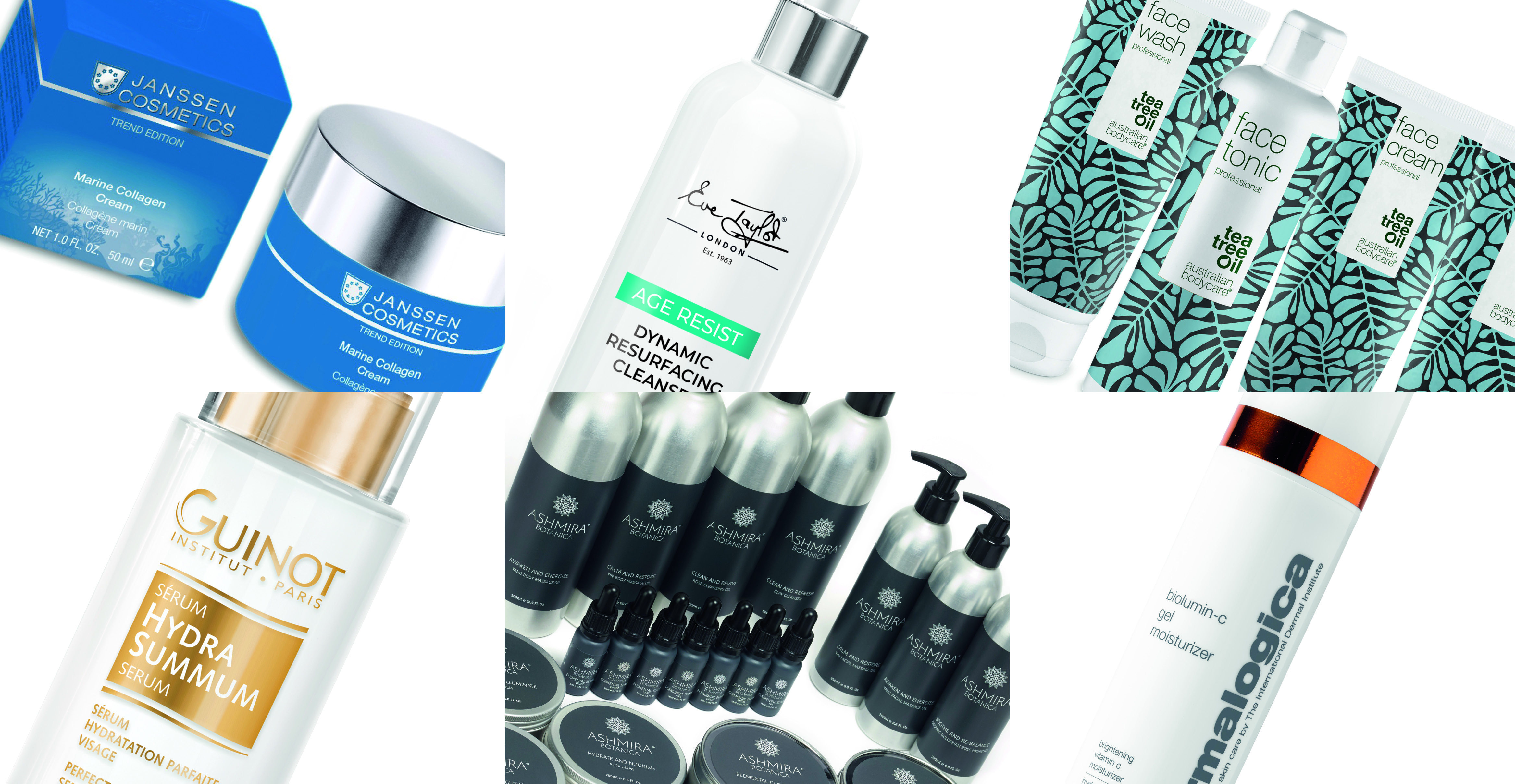 PB London skincare products round-up