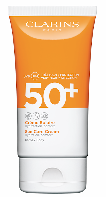 Clarins High Performance Sun Care Cream for Body SPF50