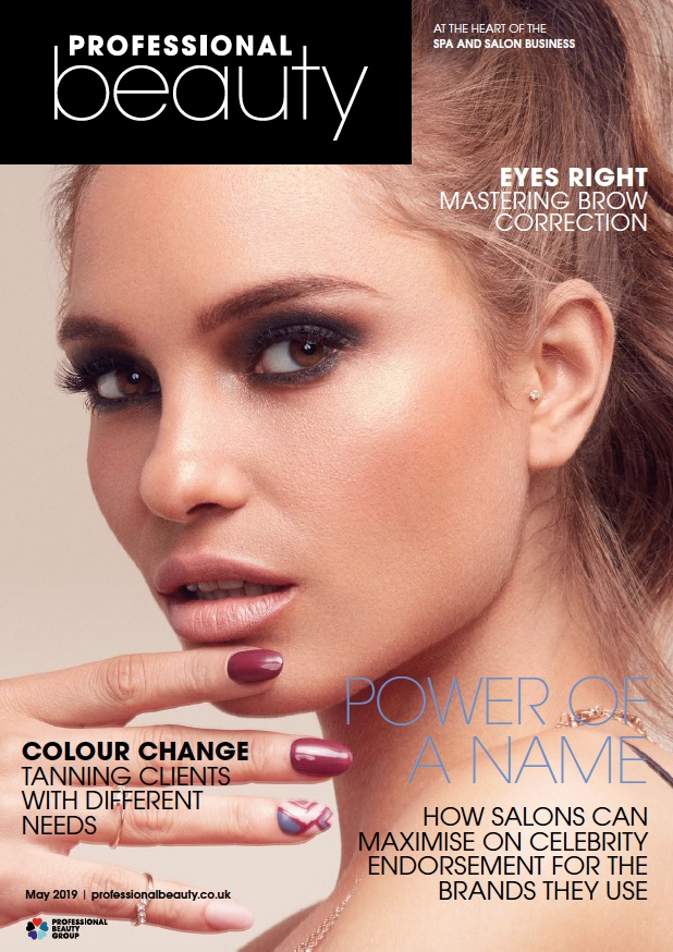 Professional Beauty - Subscribe to Professional Beauty Magazine