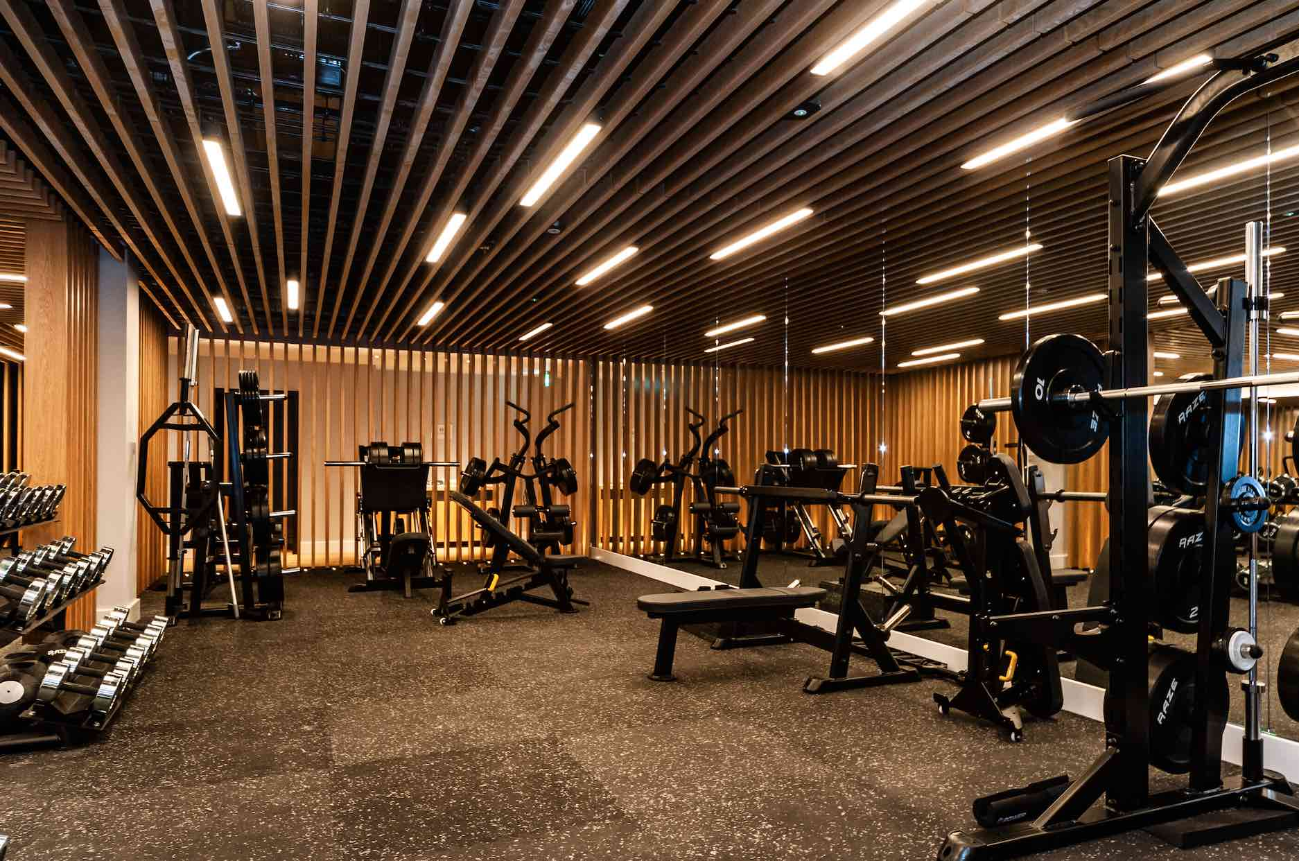 Matt Roberts Gym at The Langley, Buckinghamshire