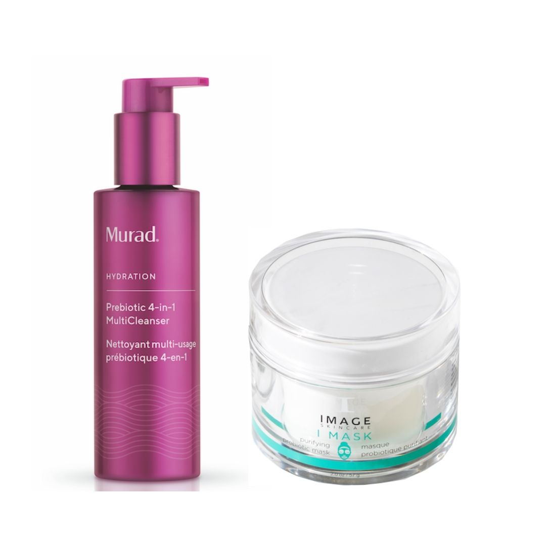 Murad and Image Skincare products
