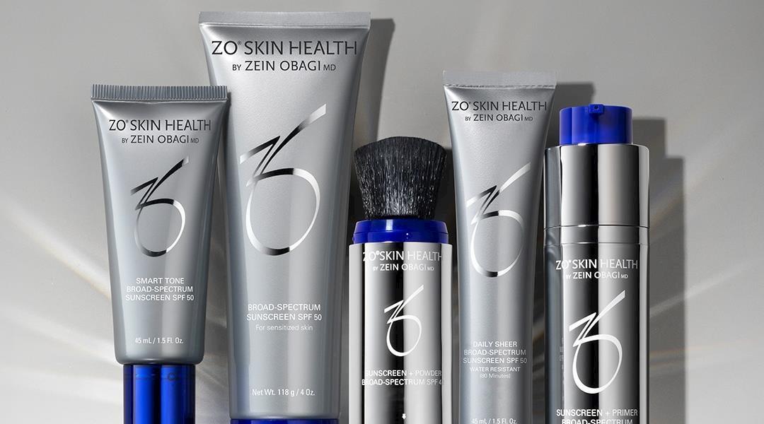 ZO sunscreens