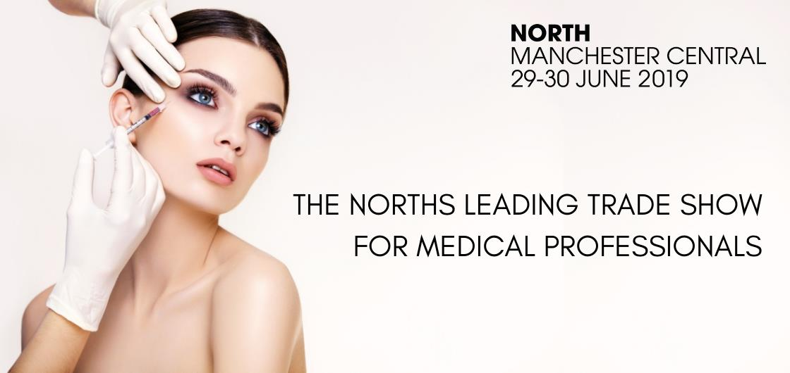 AESTHETIC MEDICINE NORTH, THE ONLY MEDICAL AESTHETIC SHOW IN THE