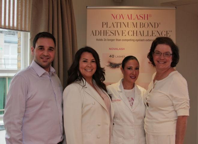 ProfessionalBeauty -Novalash opens first UK office